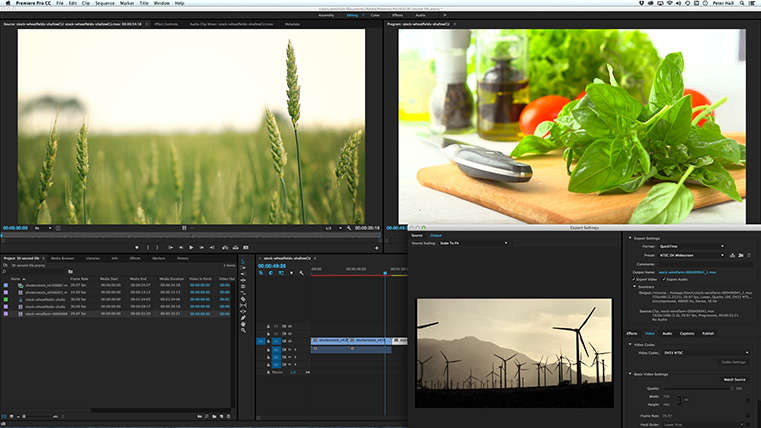 Adobe Premiere Pro Training Toronto